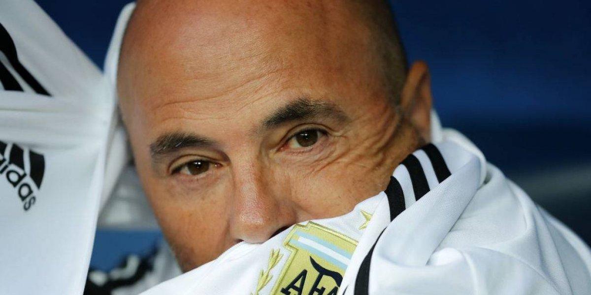 "¿Otra vez rehén? La ""cifra imposible"" que impide despedir a Sampaoli en Argentina"