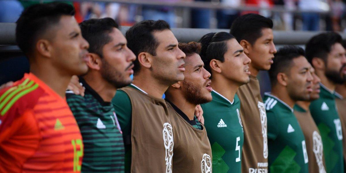 Los cuatro mexicanos que no tuvieron minutos en Rusia 2018