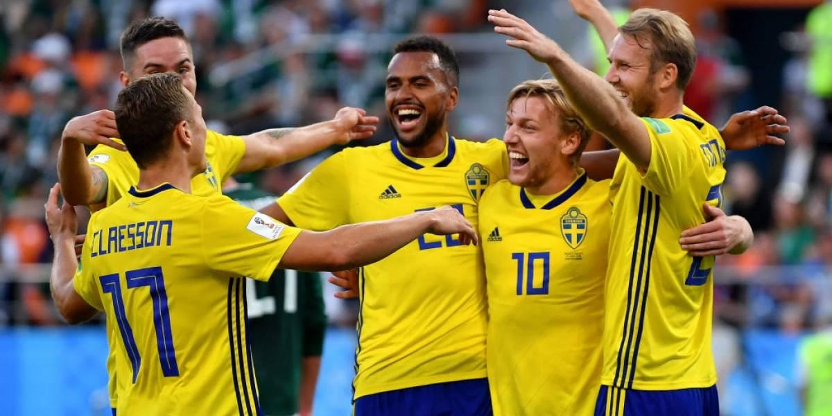 Minuto a minuto: Suecia y Suiza van por un puesto en los cuartos de Rusia 2018