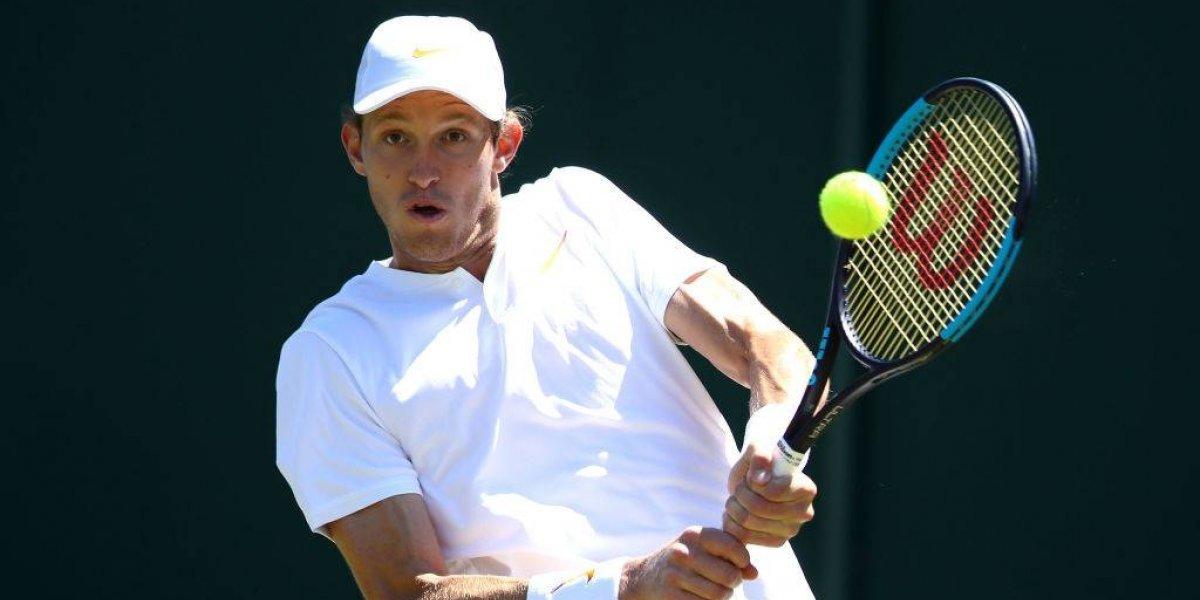 """Jarry sorprende en Wimbledon: """"Este es el torneo que más me gusta"""""""