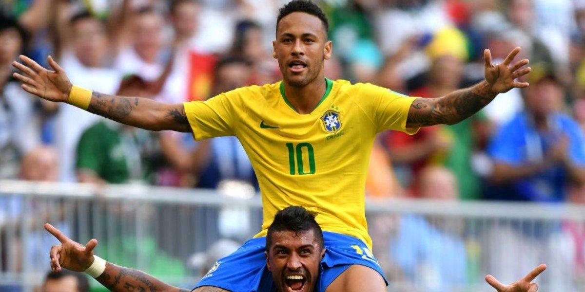 """Neymar se lo dedica a los jugadores de México: """"Ellos hablaron demasiado y se fueron para la casa"""""""