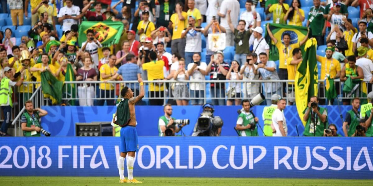 """""""Inspirado"""", """"brillante"""" y """"estoy aquí"""": En Brasil se rinden a Neymar tras su partidazo ante México"""