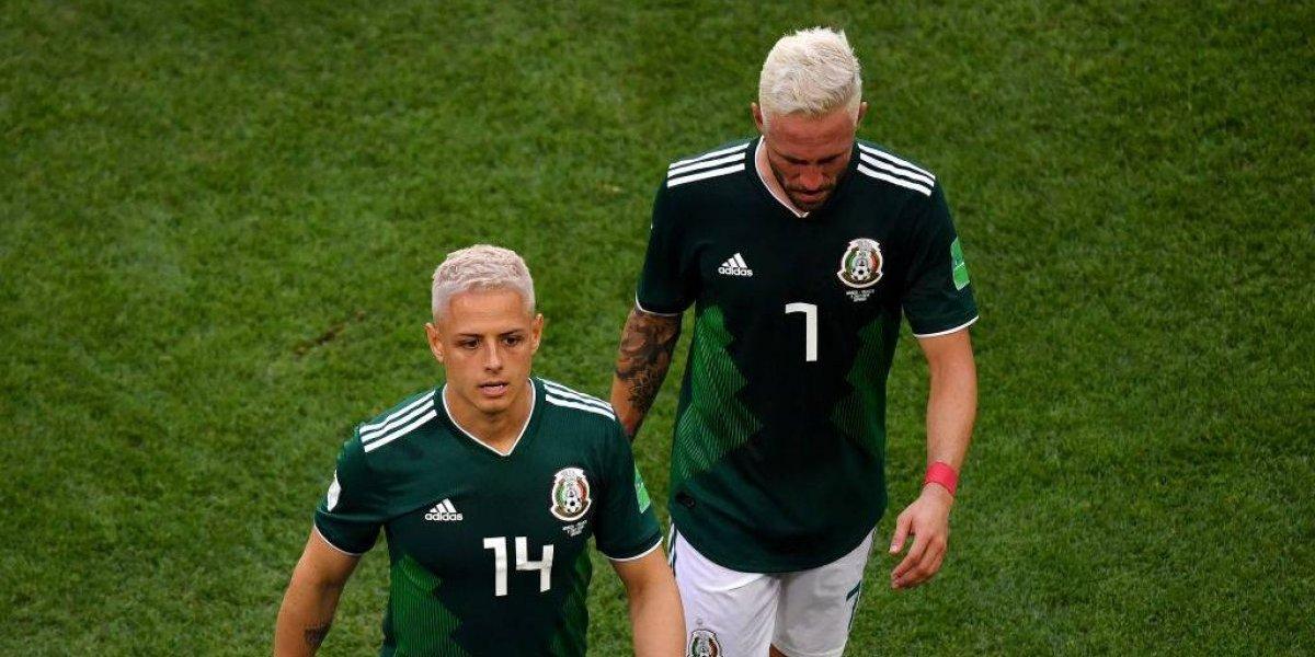 """No pueden con la """"maldición"""": México no puede llegar al quinto partido en Mundiales"""