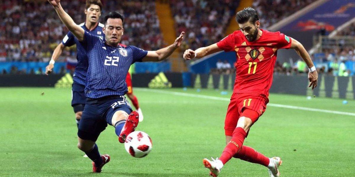 Minuto a minuto: Bélgica y Japón juegan un partidazo para llegar a cuartos de final del Mundial de Rusia