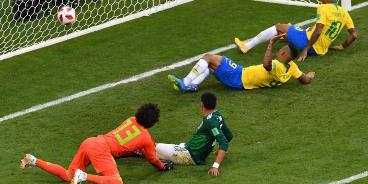 Neymar causa una locura en redes tras su gol ante México