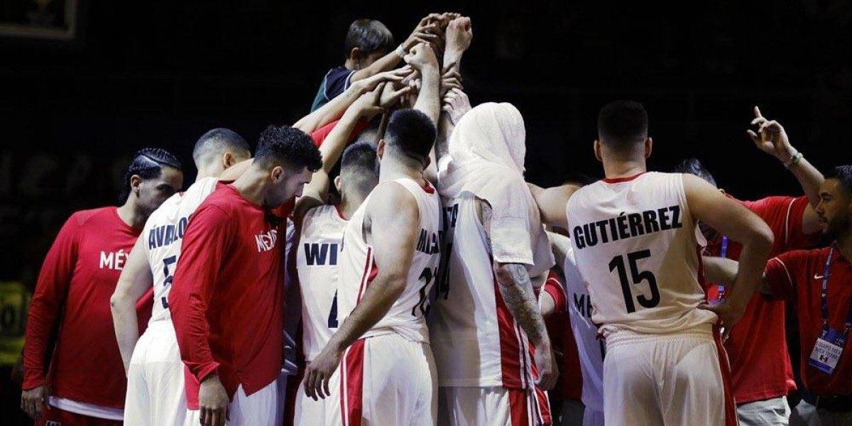 México enfrentará a Argentina, Uruguay y Panamá en segunda ronda rumbo al Mundial FIBA