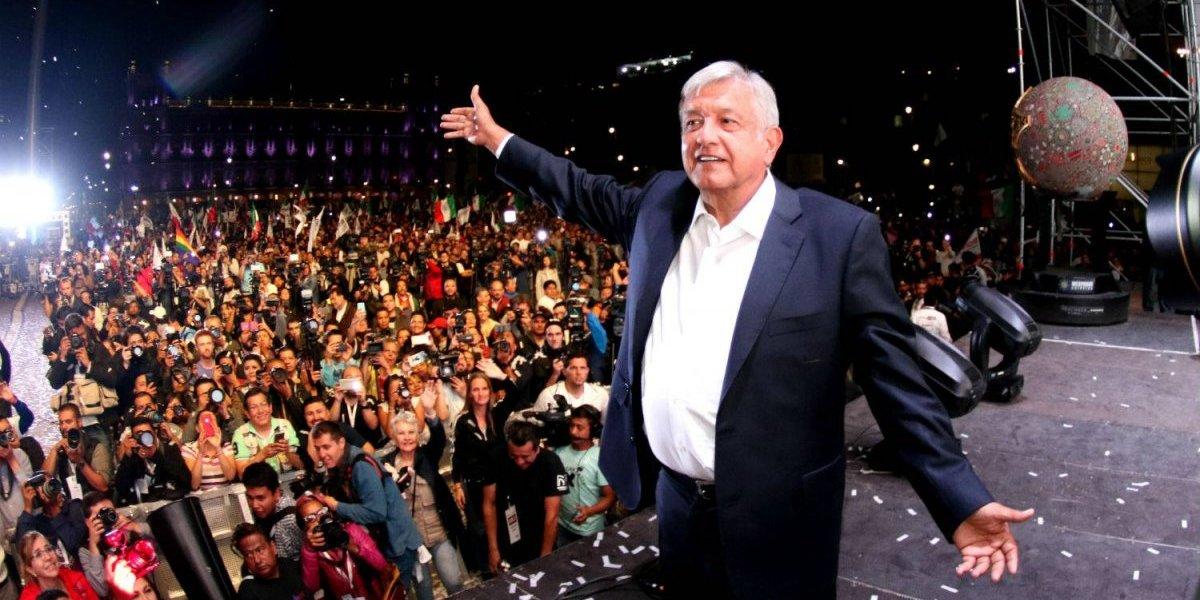 PREP da victoria a AMLO con el 53.6% de los votos