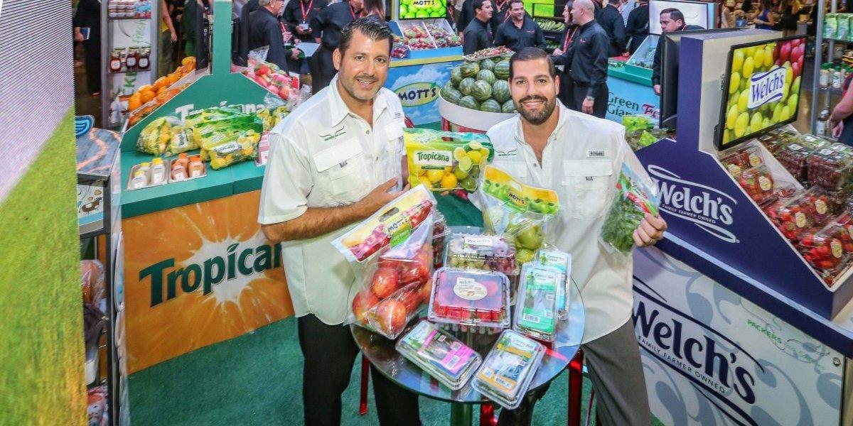 Compañía en la Isla presenta nueva división de frutas y vegetales