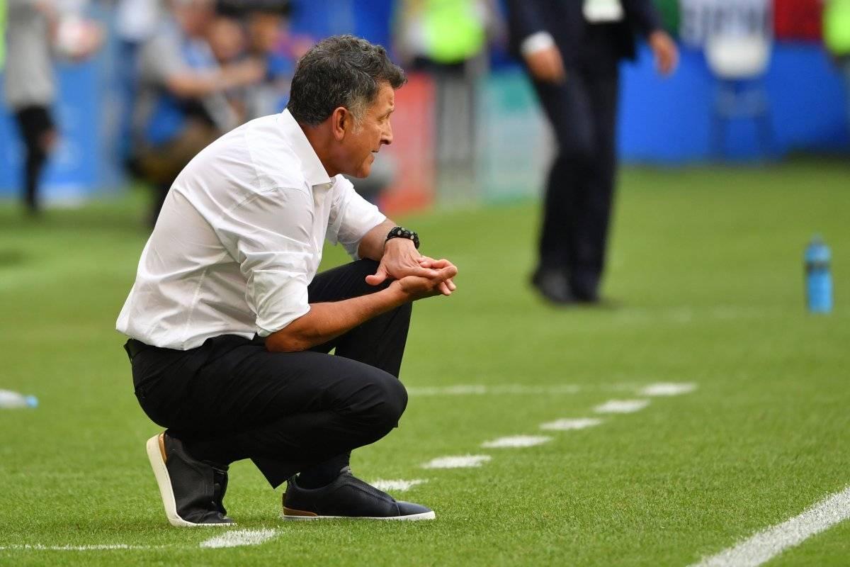 Juan Carlos Osorio técnico de México