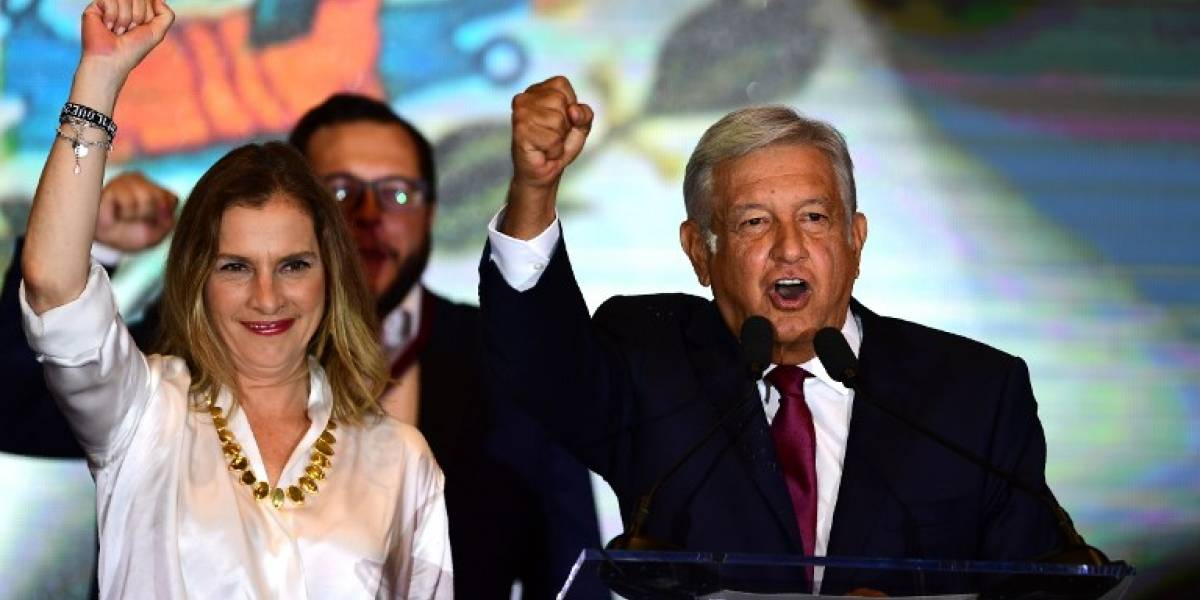 México se inclina por la izquierda con López Obrador