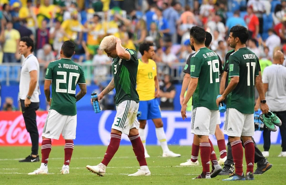 Se trunca de nuevo el sueño del quinto juego para México