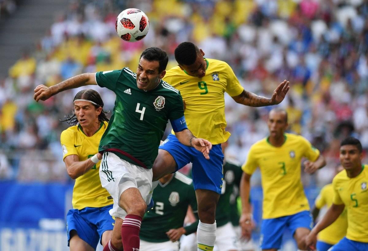 Márquez hizo historia en el Mundial de Rusia