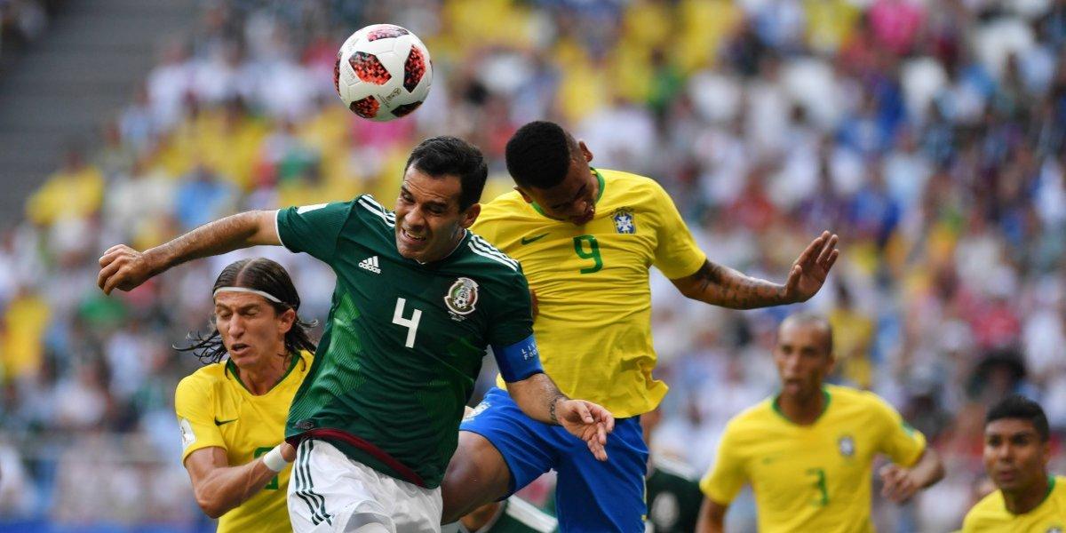 Rafael Márquez se convierte en el capitán de los Mundiales