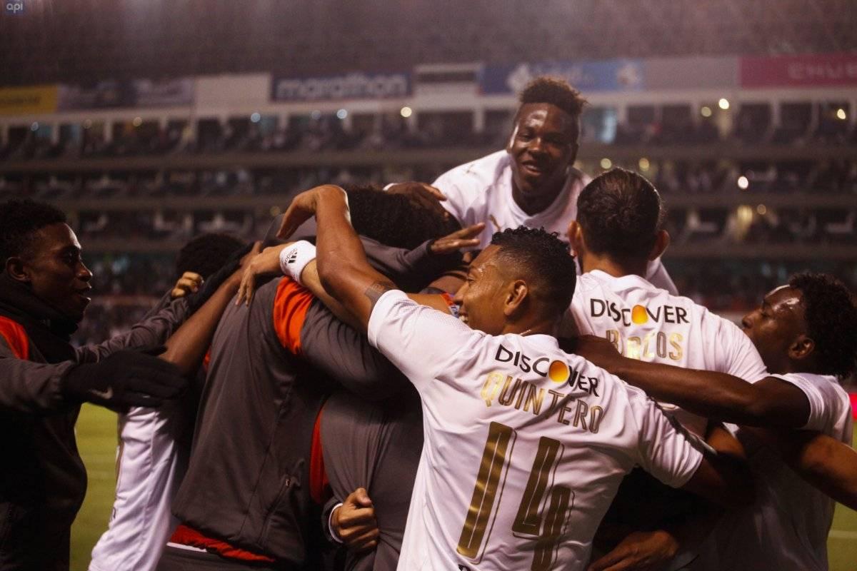 #10AñosLibertadores: Liga de Quito venció 2-1 a Universidad Católica AP