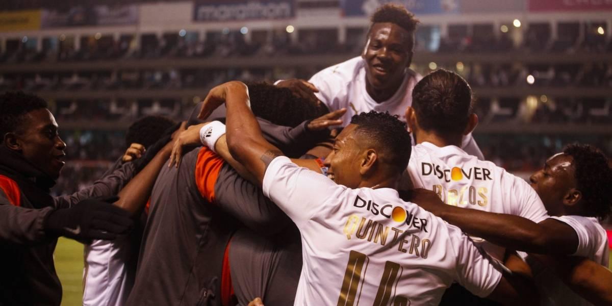 #10AñosLibertadores: Liga de Quito venció 2-1 a Universidad Católica