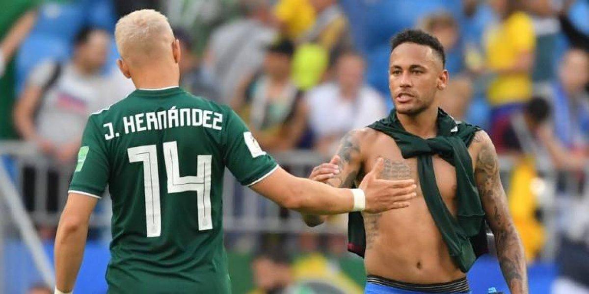 """""""México habló de más"""", el contundente mensaje de Neymar tras eliminar a """"el Tri"""""""