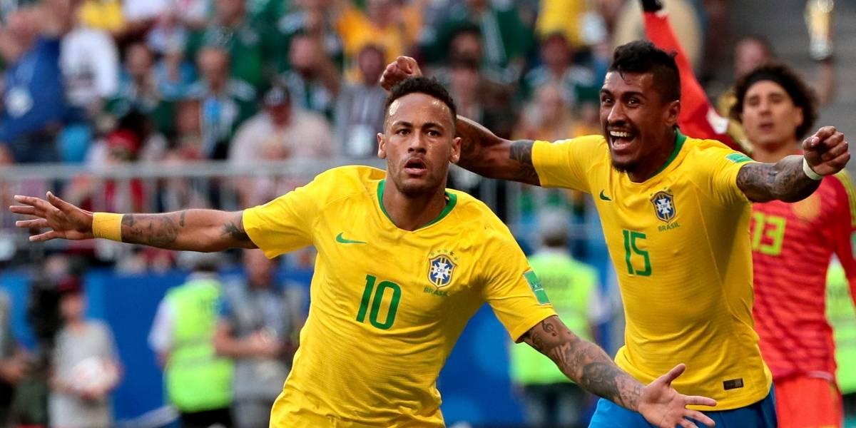 ¡Neymar puso arriba a Brasil e ilusiona con la clasificación!