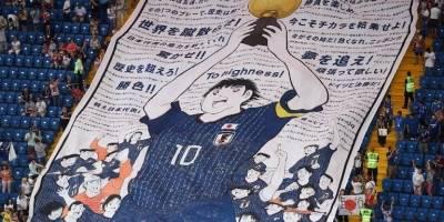 La manta de Oliver Atom que inspira a Japón