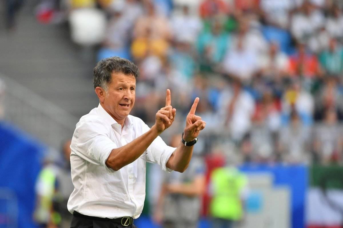 Osorio salió molesto tras la eliminación contra Brasil