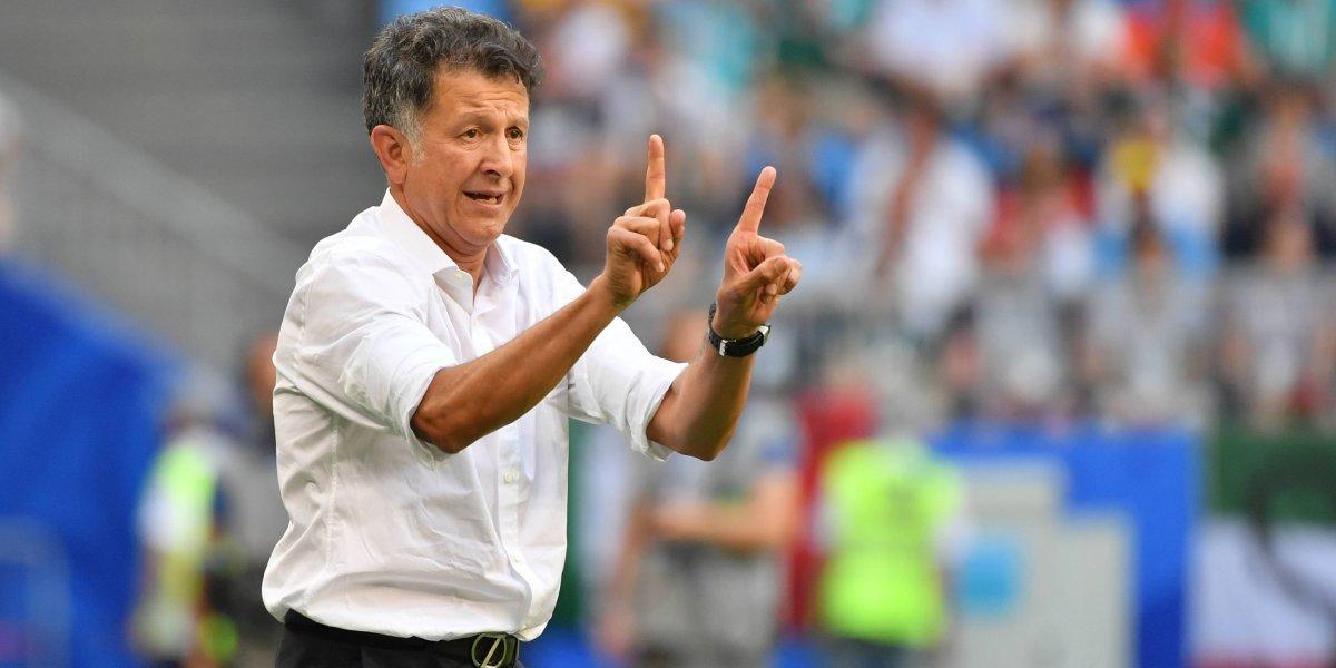 Osorio se queja del arbitraje y lanza un venenoso dardo a Neymar