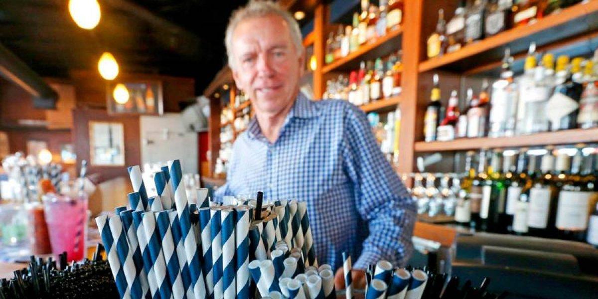 Seattle prohíbe cubiertos de plástico y pajillas en restaurantes