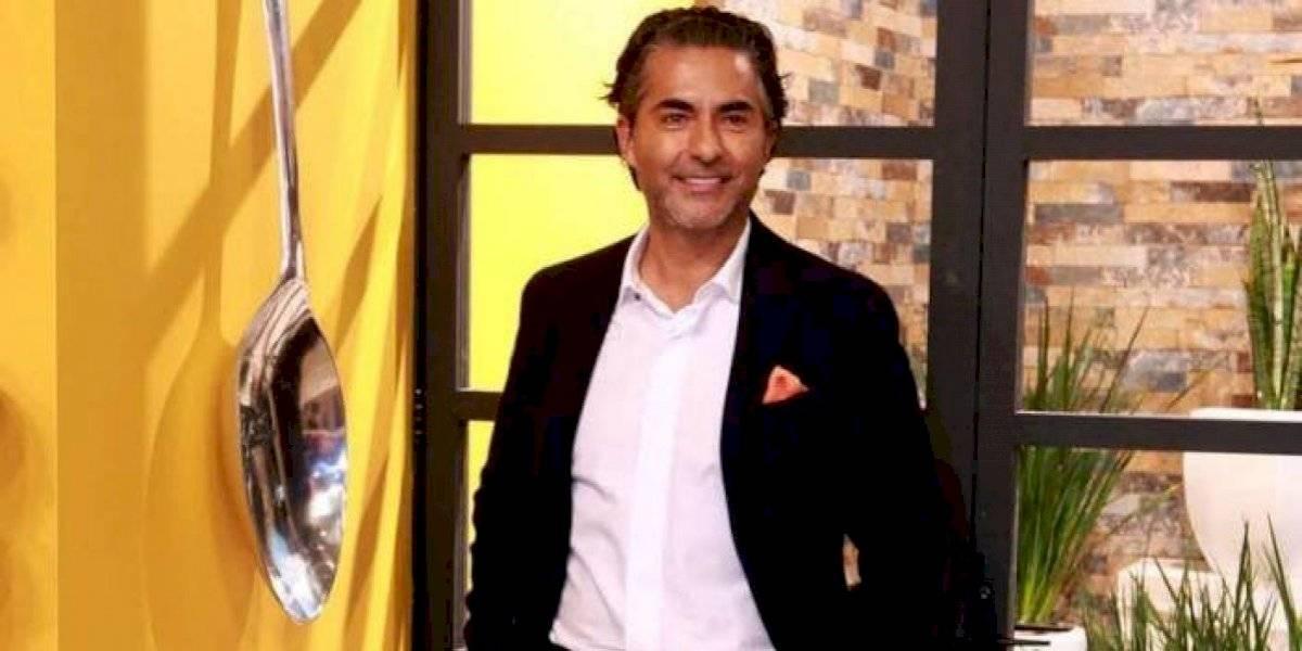 Tras anunciar su divorcio, Raúl Araiza es captado besando a famoso actor de Televisa