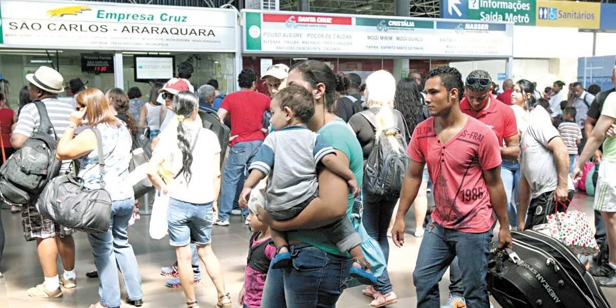 Passagens rodoviárias de ônibus têm reajuste