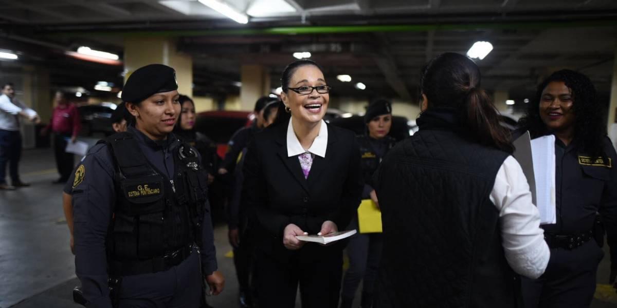 Exvicepresidenta de Guatemala recibe condena por corrupción