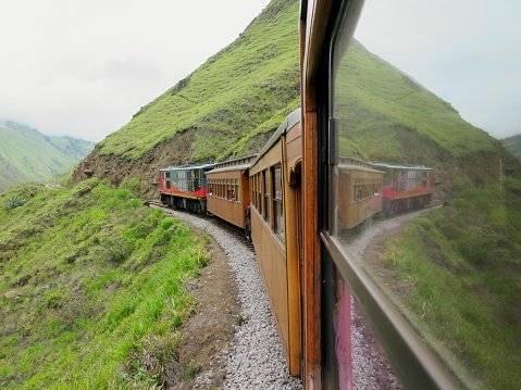 Tren Ecuador getty