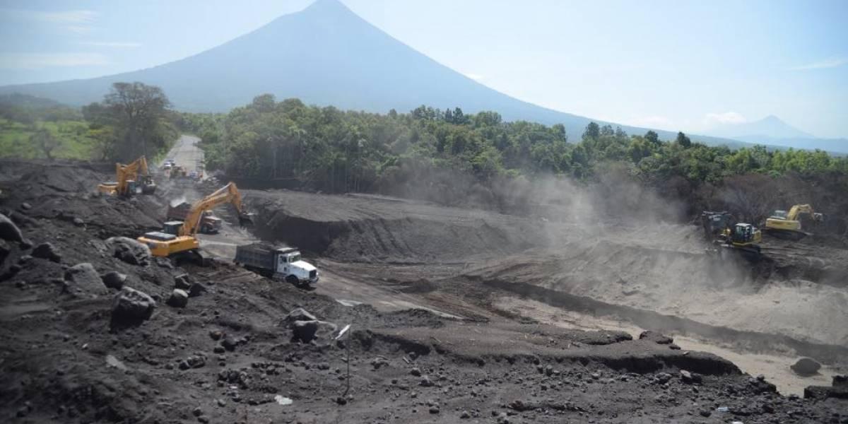 Los recuerdos de San Miguel Los Lotes después de 30 días de la erupción