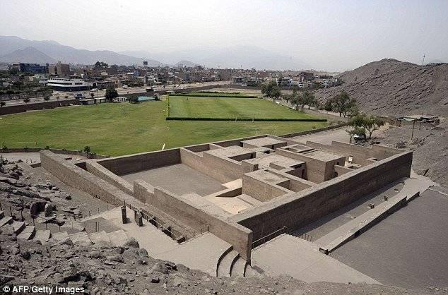 Santuario arqueológico de Pachacamac