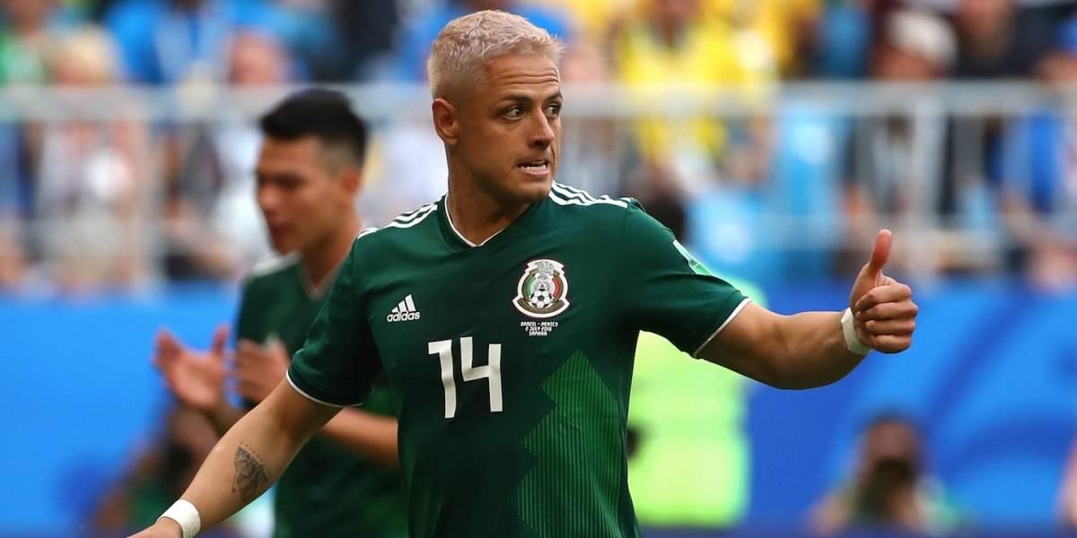 Cabelo de Chicharito rende memes e comparação com Neymar; dá só uma olhada
