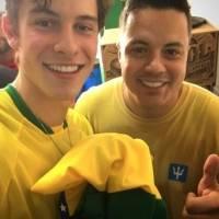 Shawn Mendes torce para o Brasil