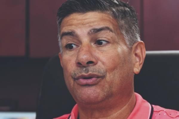 El alcalde de Yabucoa, Rafael Surillo. dennis jones