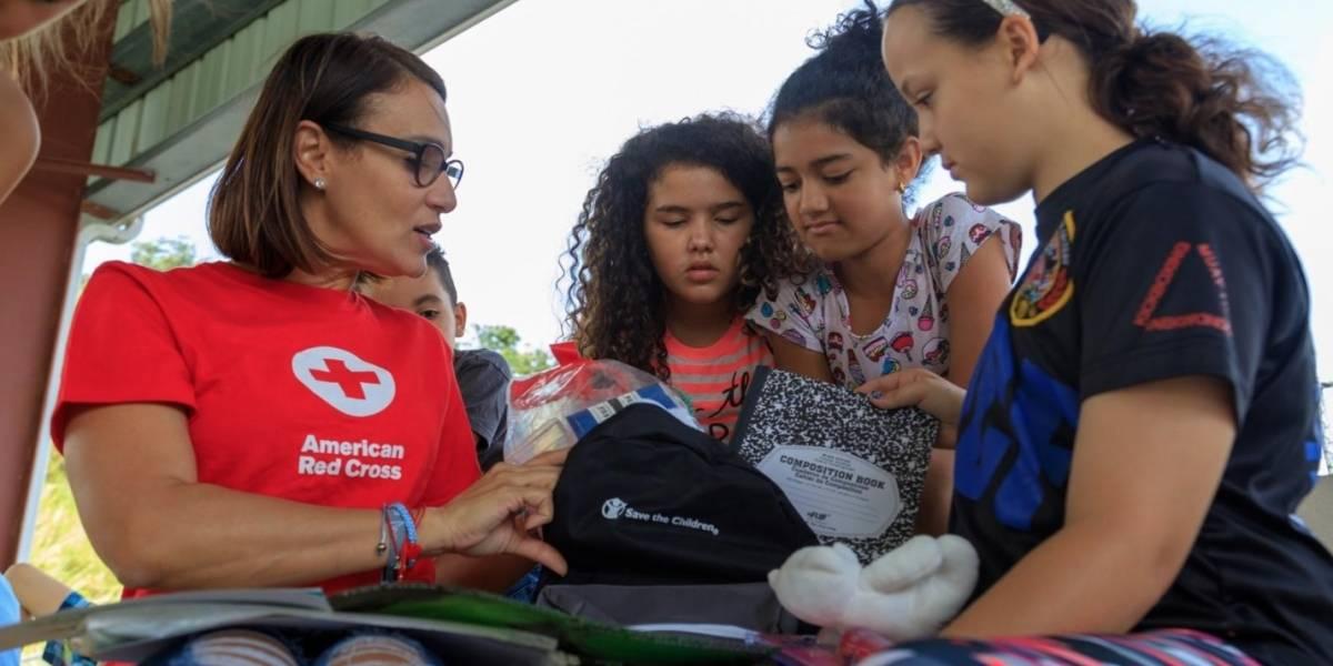 Save the Children y Cruz Roja capacitarán a más de 2,000 niños y jóvenes sobre preparación en desastres