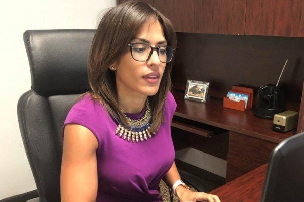 licenciada Lersy Boria como procuradora de la Mujer