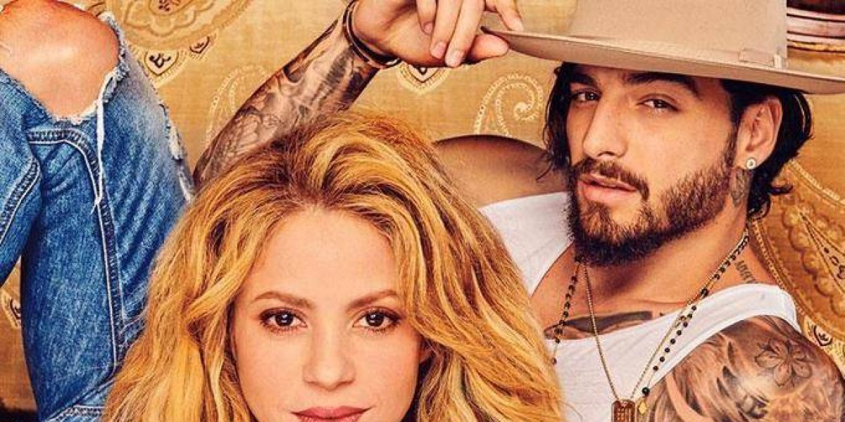 """Shakira y Maluma encienden las redes con video del tema """"Clandestino"""""""