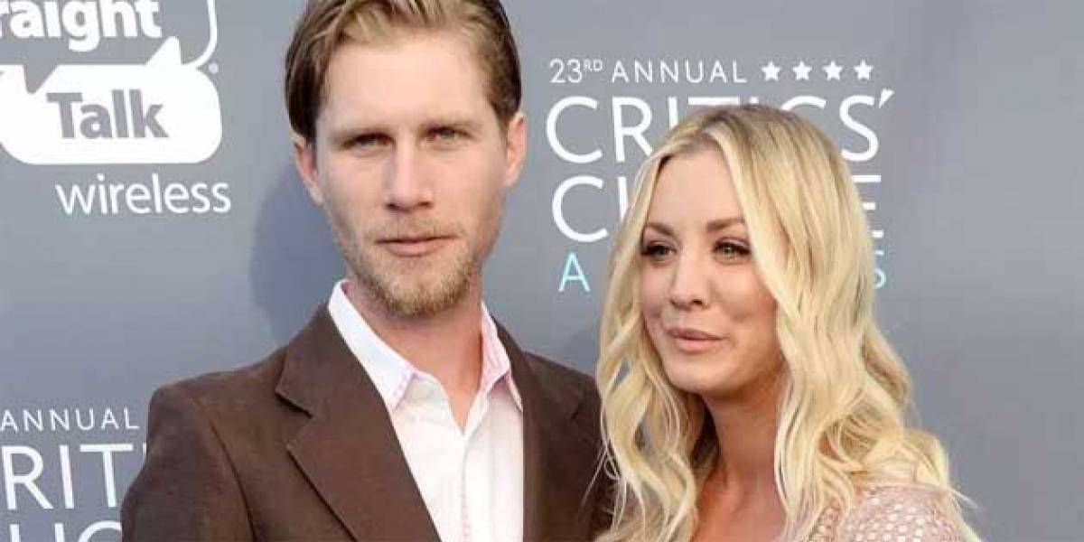 The Big Bang Theory: Kaley Cuoco, a Penny, se casa com Karl Cook nos EUA