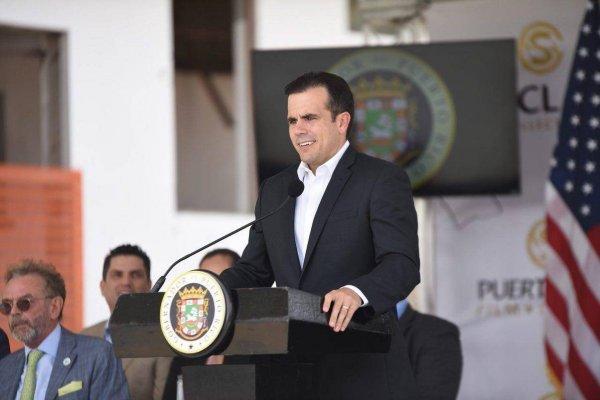 Rosselló anunció la creación de un distrito fílmico en Miramar. Suministrada