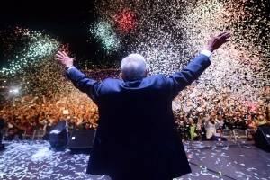 Andrés Manuel López Obrador gana elecciones en México