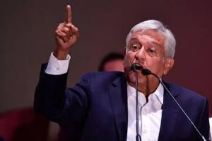 Discurso de Andrés Manuel López Obrador