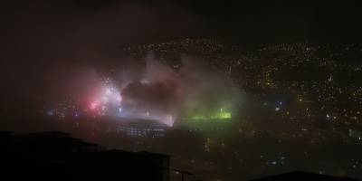#10AñosLibertadores: La sorpresa de Liga de Quito en varios sectores de la Capital