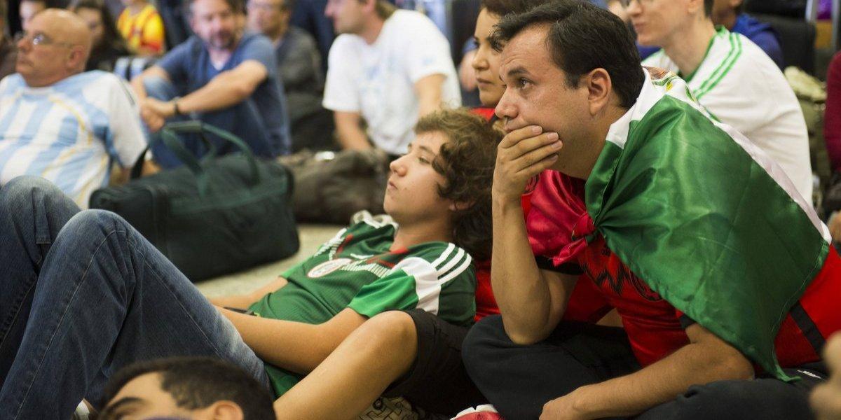 Fallece hombre en la Benito Juárez durante partido de México
