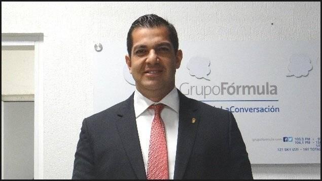 Ricardo Peralta Saucedo | Foto: Especial