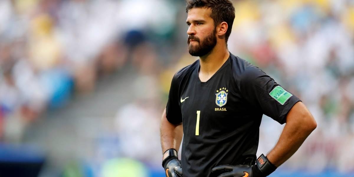 Gringos comparam o goleiro Alisson da Seleção Brasileira com ator de Thor