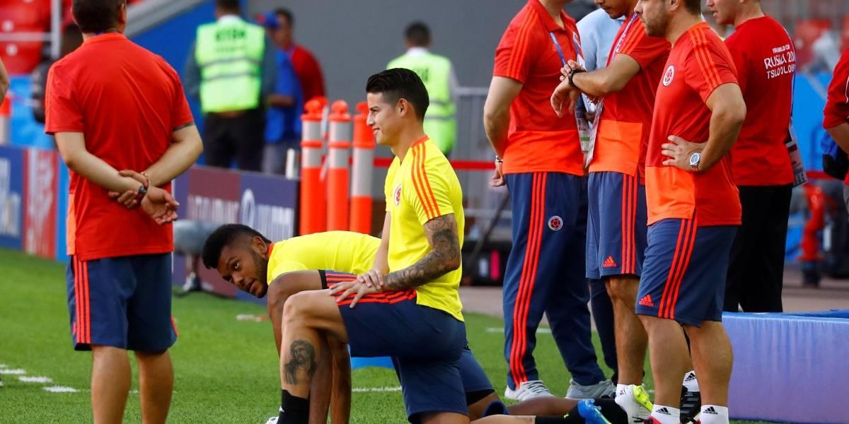Colômbia e Inglaterra se enfrentam para pegar vencedor de Suécia e Suíça nas quartas