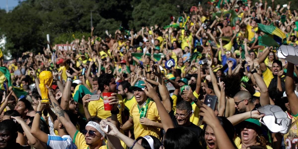 Brasileiros invadem enquete de jornal argentino e consagram o Brasil como campeão da Copa