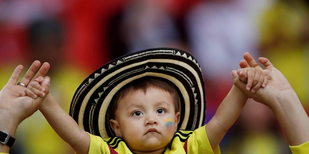 O que acontece se o jogo entre Colômbia e Inglaterra terminar empatado