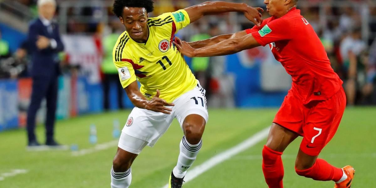 AO VIVO: Nos acréscimos, Colômbia empata com a Inglaterra