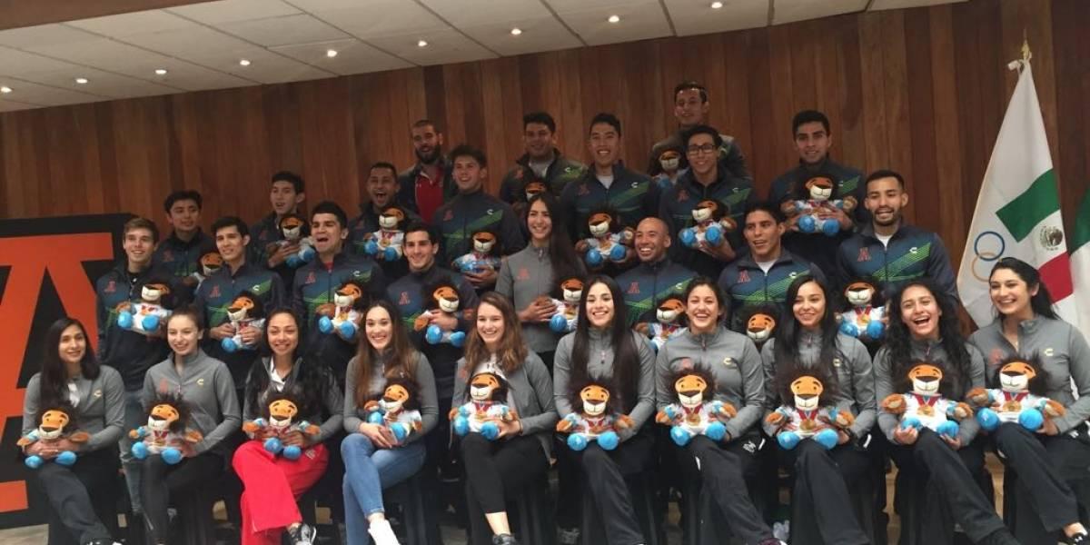 El Tri dio su lista de convocados para los Juegos Centroamericanos